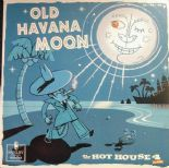 "LP✦ THE HOT HOUSE FOUR ✦ ""Old Havana Moon"" Fantastic Early American Roots Music♫"